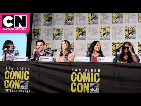 Steven Universe Panel at San Diego Comic-Con 2018  | Cartoon Network