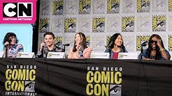 Steven Universe   Live Panel From SDCC 2018    Cartoon Network