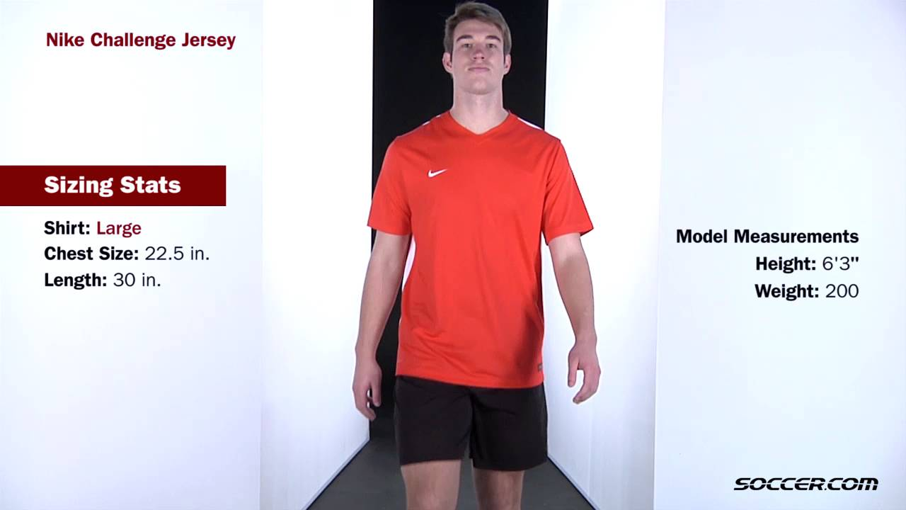 5caf44f38101 Nike Challenge Jersey - YouTube