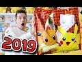 Opening A Pokemon Center 2019 Lucky Bag