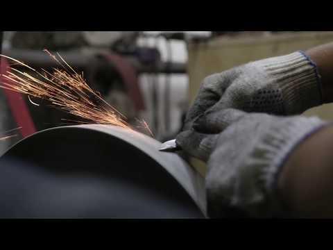 Финка НКВД своими руками. Видео инструкция. Как сделать финку НКВД самому. Как делают ножи.