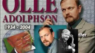 Olle Adolphson - Vals på Sunnanö