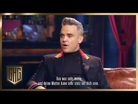 ROBBIE WILLIAMS zu Gast | Circus HalliGalli | ProSieben