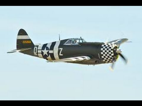 RALPH KLING, P-47 pilot WW2