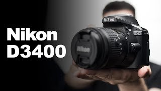 Nikon D3400 (Review)