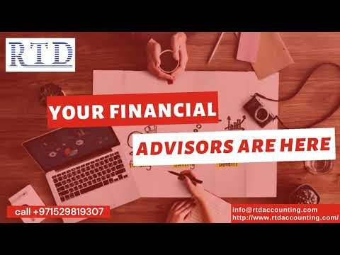 RTD Accounting is the Dubai Financial Management Advisor