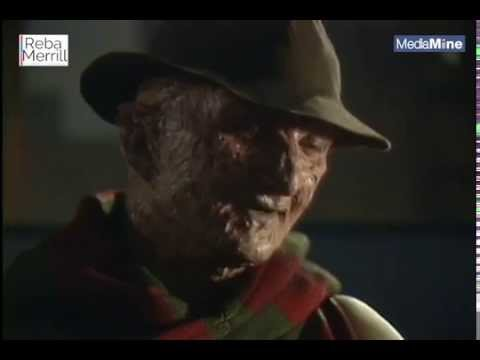 "Robert Englund, "" Wes Craven let Freddy out of a cage somewhere"" - Rare Interview Footage"