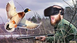 WIELKIE POLOWANIE NA KACZKI | DUCK SEASON | OCULUS RIFT VR PL