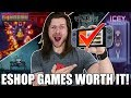 10 Nintendo Switch eShop Games Worth Buying - Episode 8
