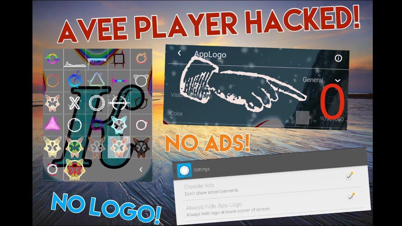 AVEE Player Premium Hacked APK! [No Root] *Working April 2019*