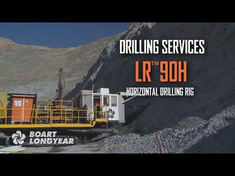 Boart Longyear Drilling Service's Exclusive LR90H