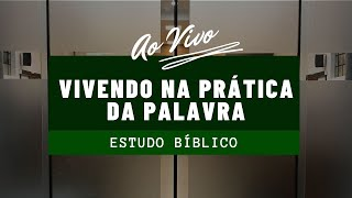 Estudo Bíblico - Noite| Rev. Naity Gripp