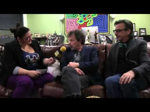 King Of The Nerds' Curtis Armstrong & Robert Carradine Interview   AfterBuzz TV