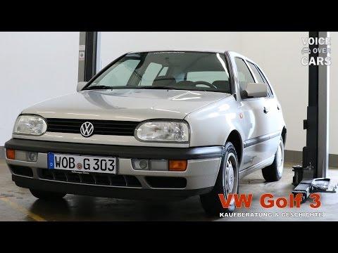 VW Golf 3 | Kaufberatung | Geschichte | Tuning | Fahrbericht | Voice over Cars Classic