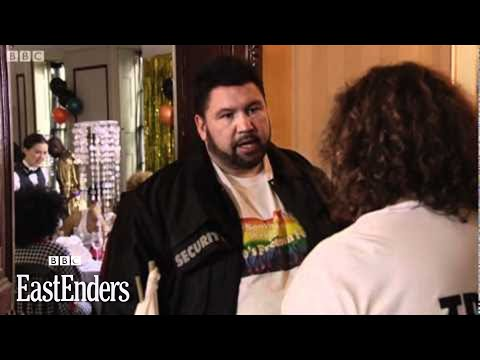 Heather and Andrew's first encounter - EastEnders - BBC
