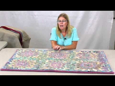 Part 1: Rug Hooking With Yarn By Susie Stephenson, Examples And Inspirations.