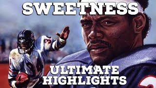 "Walter Payton Career Highlights || ""Sweetness"" 