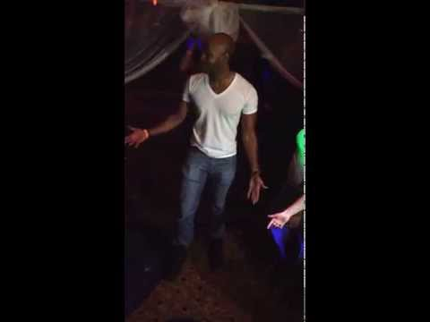Nathaniel Buzolic and Todd Williams Dance Off