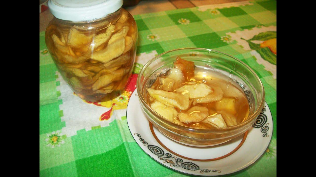 варенье из яблок рецепты видео