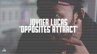 "Joyner Lucas Breaks Down ""Opposites Attract"" Lyrics (DJBoothTV)"