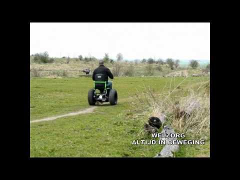 welzorg segway wheelchair clip 3 segway rolstoel clip 3