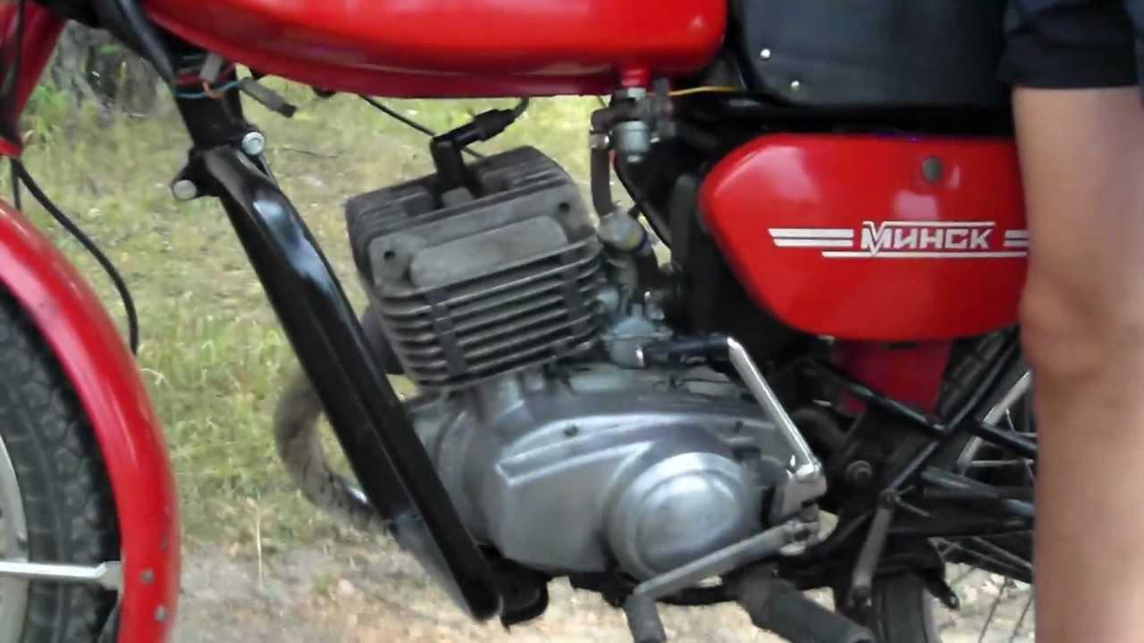 фото мотоцикл минск