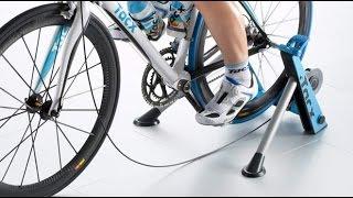 Велотренажер своими руками(Как сделать велотренажер своими руками, используя обычный велосипед? Об этом вы узнаете из этого видео...., 2014-08-28T19:52:21.000Z)