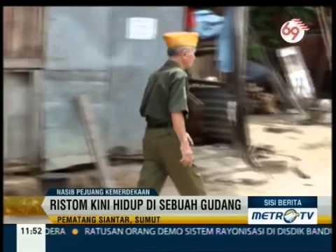 METRO TV-Kakek Ristom, Nasib Veteran Indonesia kini
