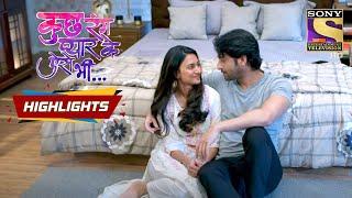 Dev And Sonakshi's Romantic Moments | Kuch Rang Pyaar Ke Aise Bhi | Episode 42 | Highlights