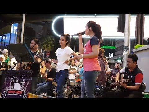 setiaku pasti-Nurul duet Adik berbakat feat Redeem buskers cover Fara Hezel
