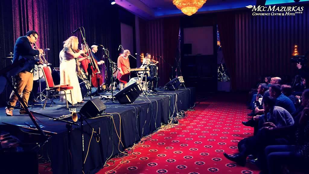 Koncert w MCC Mazurkas-fundacja