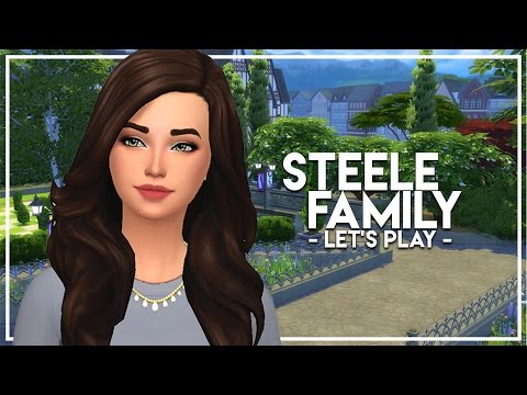 KEEP YOUR FRIENDS CLOSE // The Sims 4: Steele Family #10