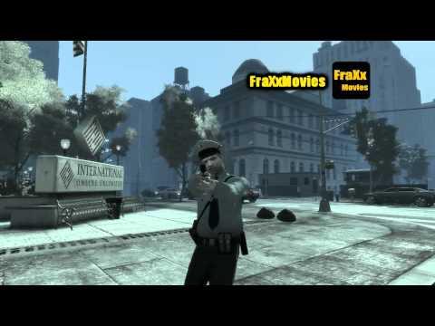 GTA IV | Tipps und Tricks | Passanten verhaften lassen - Arrest People [HD]