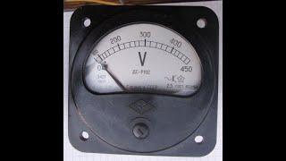 , 1967 1-Qism ta'mirlash voltmeter SSSR nashri