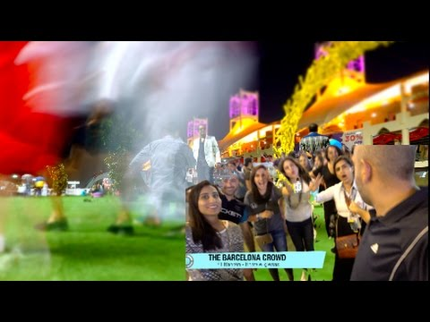 F1 fever Hits Bahrain 4k -Enrique Iglesias concert