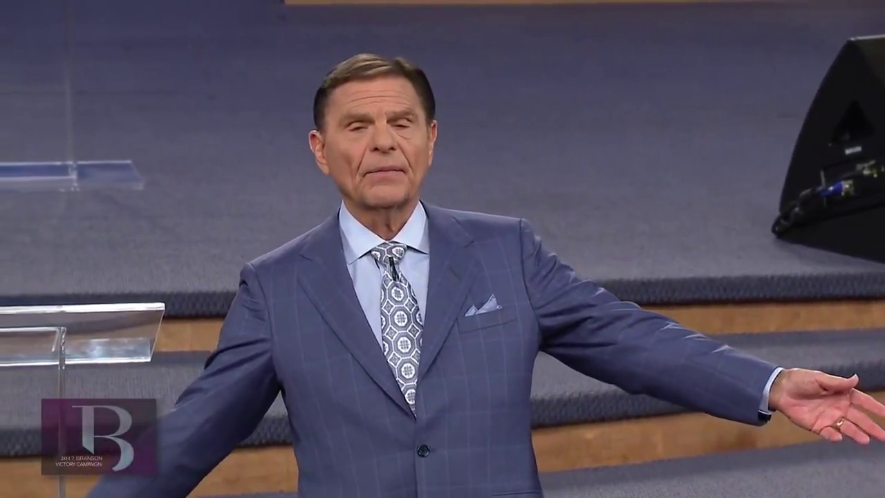 Download Amazing Testimony shared by Bro. Kenneth Copeland about Sis. Gloria Copeland