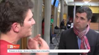 Bruno Le Maire perd ses nerfs face aux manifestants issus de La Manif pour Tous !