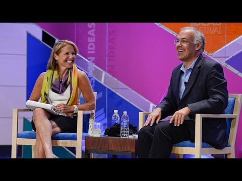Love and Life in General: David Brooks