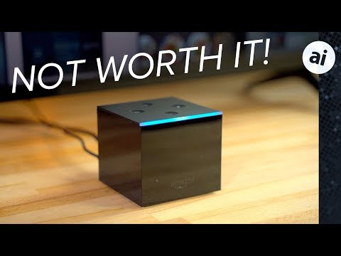 5 Reasons NOT to Buy Amazon's Fire TV Cube