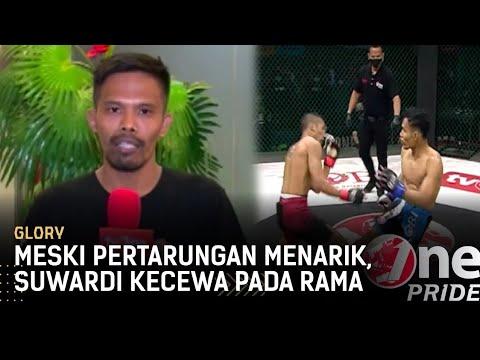 Adi Rominto Juara Baru Flyweight, Suwardi Justru Kecewa Dengan Rama Supandhi   One Pride Glory
