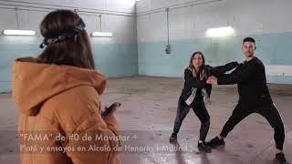 ¡Así es el otro lugar de trabajo de FAMA A BAILAR en Alcalá de Henares!