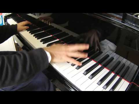 'Guren', from 'Naruto Shippuden' for Piano Solo
