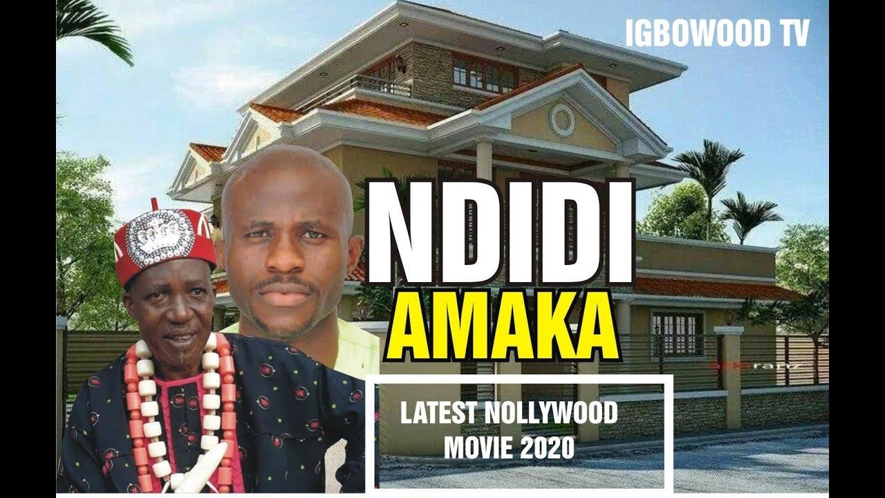 Download NDIDI AMAKA...LATEST NOLLYWOOD MOVIE 2020...as directed by Chidi Ikenna Amobi