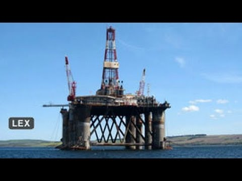 Falklands oil (bubbling up)