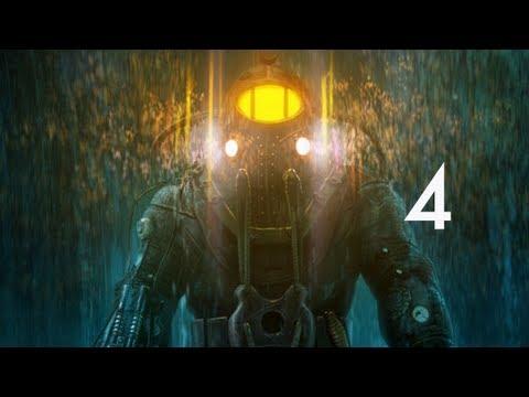 BioShock 2 - Um, Yeah I Want a Mini-Gun Arm! - Walkthrough - Part 4