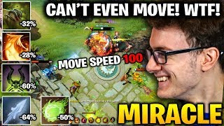 MIRACLE URSA CAN'T EVEN MOVE IN THIS SUPER SLOW TACTIC