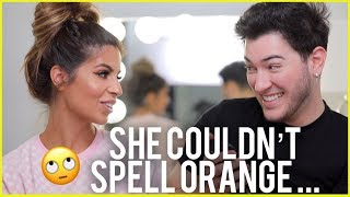 SPELLING BEE CHALLENGE - feat. Laura Lee