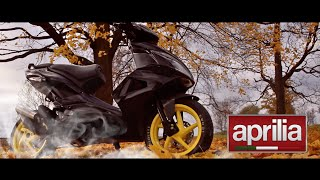 Test Ride Aprilia SR50R |