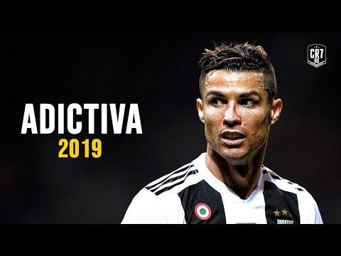 Cristiano Ronaldo ● Adictiva 2019 - Daddy Yankee & Anuel AA ᴴᴰ