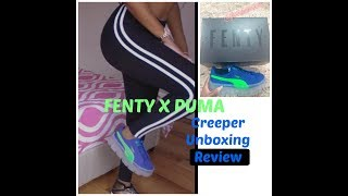 Fenty x Puma Spring Summer 2018 Creepers Unboxing Review